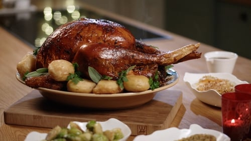 Neven Maguire's Christmas Turkey