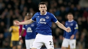 Seamus Coleman has been out of action for 10 months