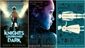 There's a myriad of choices in terms of splendid YA books this year.