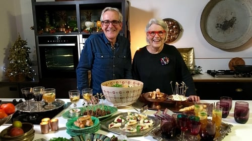 Darina & Rory's Medjool Dates with Blue Cheese