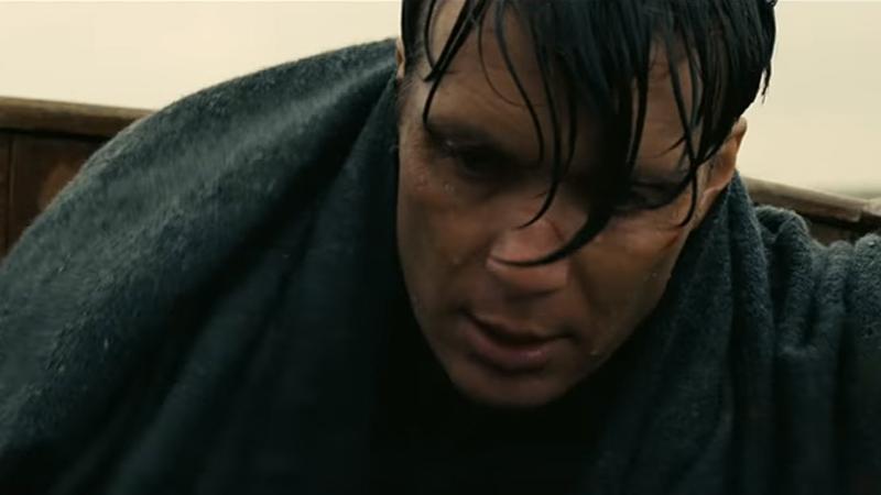 Cillian Murphy brings terror to life in Dunkirk trailer