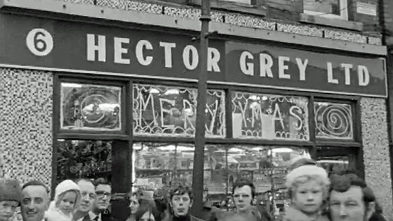 Hector Grey Man Of The People