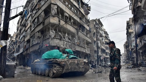 The Syrian conflict has been taking place for almost six years