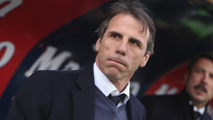 Gianfranco Zola has taken the reins at St Andrews