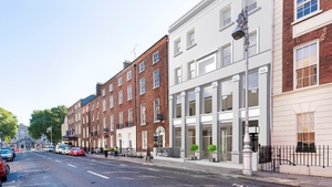 Green REIT completed its Molesworth Street development