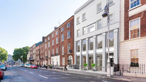 Green REIT specialises mainly in office space in the Dublin area