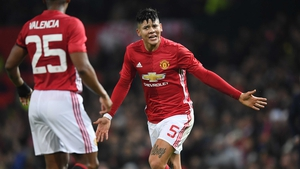 Marcos Rojo's recent tackling has been called into question