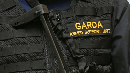 Gardaí have said they are liaising closely with the security and law enforcement agencies in the UK