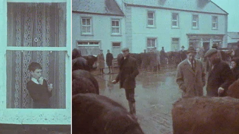Ballyhaunis Fair Day 1971