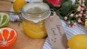Christmas Lemon Curd by Eva Lawes