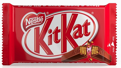 Kit Kat was found to have acquired a distinctive character in 10 European countries, which did not include Ireland