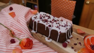 Eva Lawes' Raspberry Loaf