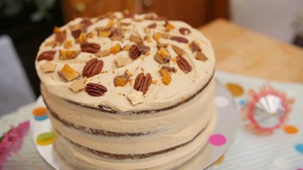 Eva Lawes' Sticky Toffee Cake