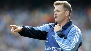 Dessie Farrell has managed Dublin minors and U21s