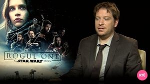 Gareth Edwards speaks to RTÉ Entertainment about Rogue One