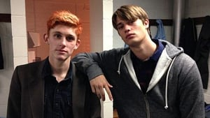 Handsome Devil stars Fionn O'Shea and Nicholas Galitzine
