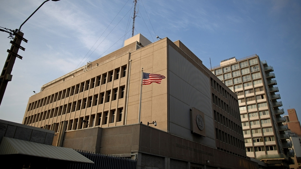 David Friedman has implied a move for the US embassy from Tel Aviv (above) to Jerusalem
