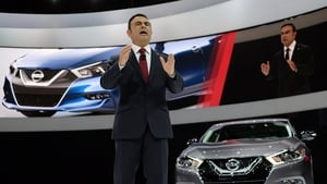 Nissan CEO Carlos Ghosn to step aside after 16 years in the top job