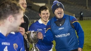 Daly celebrates the inter-pro win over Leinster