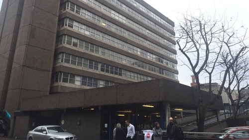 Injunctions against the 'persons unknown' occupying Apollo House are being sought