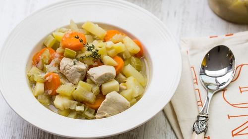 Healthy & Hearty Chicken Casserole