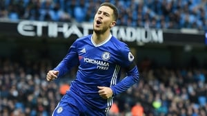 Real Madrid are stepping up their pursuit of Eden Hazard