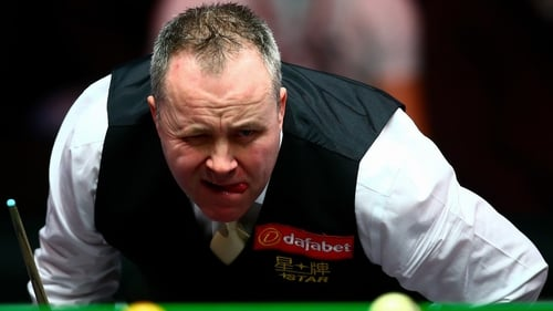 John Higgins: 'If O'Sullivan was in, people would say it is his to lose.'