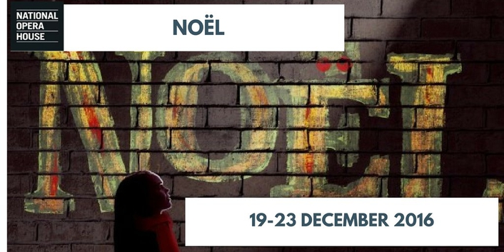 """Noel"", a musical by Eoin Colfer and Liam Bates"