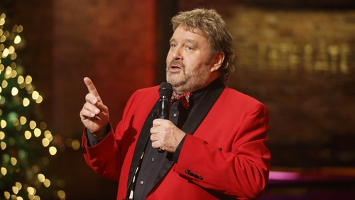 Comedian Brendan Grace Has Died