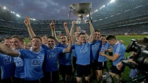 The Dublin senior football team