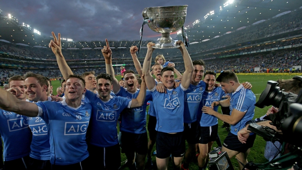 Dublin are the back-to-back champions