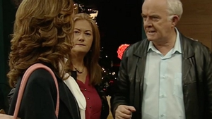 Tadhg is furious with Muireann this week on Ros na Rún.