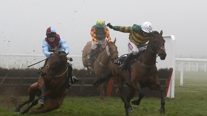 Unowhatimeanharry looks to go off as favourite for he Stayers' Hurdle