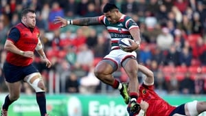 Manu Tuilagi has been cited for an incident in the Munster match at the weekend