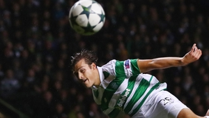 Nir Bitton scored the second goal for the Bhoys