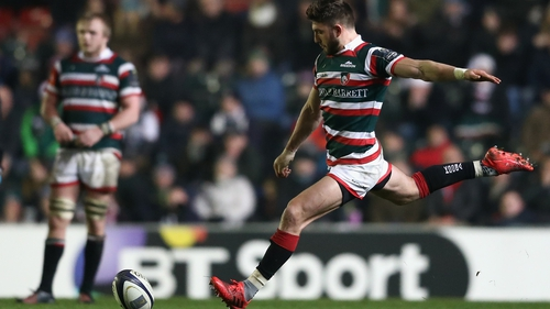 Owen Williams converted from 52 yards to give Leicester the victory