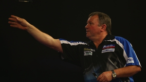 Terry Jenkins battled back to overcome Josh Payne