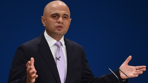 Mr Javid has said the current situation is a 'major incident'