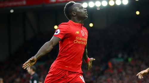Liverpool struggled in Sadio Mane's absence at the African Nations Cup