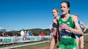 Fionnuala McCormack bounced back from her Sardinia disappointment