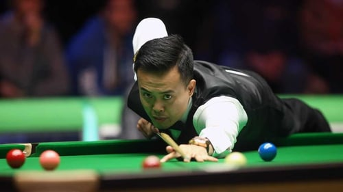 Hong Kong's Marco Fu is one of those players to turn down the chance to play at the Crucible