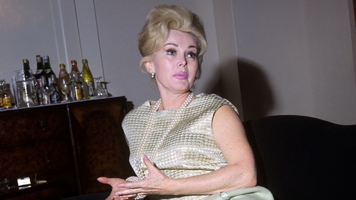Zsa Zsa Gabor in 1966 - Never lost for words