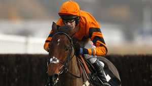 Thistlecrack was favourite for the Gold Cup before injuring a tendon last week