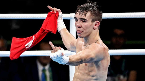Michael Conlan turned pro after the Rio Games