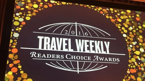 Ireland has been honoured by Travel Weekly for the third year on the trot