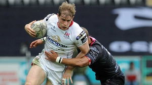 Andrew Trimble starts for Ulster against Scarlets