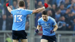 Diarmuid Connolly will look to drive the Dubs on to more glory