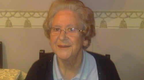 Mary Hughes died of cervical cancer in 2011