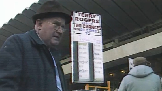 Terry Rogers Saint Stephen's Day Horse Racing at Leopardstown