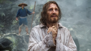 Liam Neeson is compelling as missing Priest Ferreira